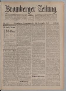 Bromberger Zeitung, 1909, nr 229