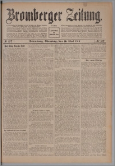 Bromberger Zeitung, 1910, nr 107