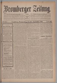 Bromberger Zeitung, 1910, nr 222