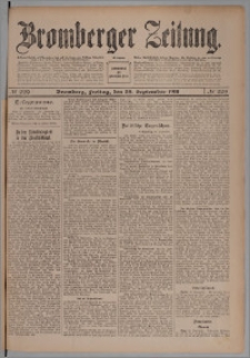 Bromberger Zeitung, 1910, nr 229