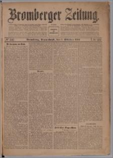 Bromberger Zeitung, 1910, nr 230