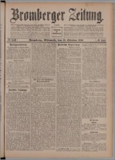 Bromberger Zeitung, 1910, nr 245