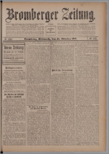 Bromberger Zeitung, 1910, nr 251