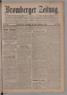 Bromberger Zeitung, 1910, nr 253