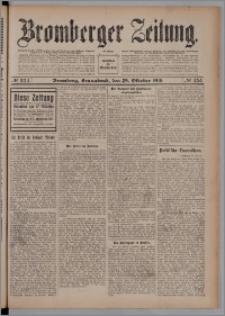 Bromberger Zeitung, 1910, nr 254
