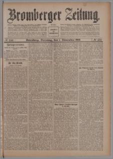 Bromberger Zeitung, 1910, nr 256
