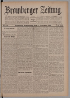 Bromberger Zeitung, 1910, nr 258