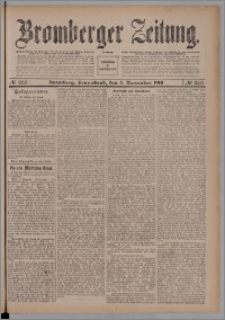 Bromberger Zeitung, 1910, nr 260