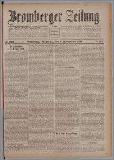 Bromberger Zeitung, 1910, nr 262