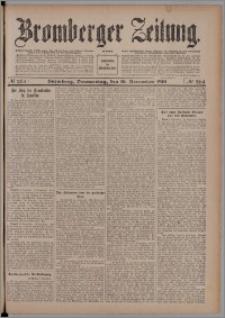 Bromberger Zeitung, 1910, nr 264