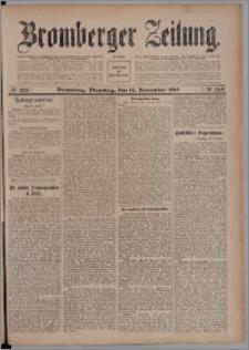 Bromberger Zeitung, 1910, nr 268