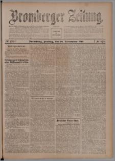 Bromberger Zeitung, 1910, nr 270