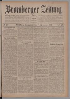 Bromberger Zeitung, 1910, nr 271