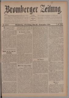 Bromberger Zeitung, 1910, nr 273