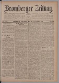 Bromberger Zeitung, 1910, nr 274