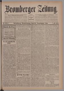 Bromberger Zeitung, 1910, nr 275