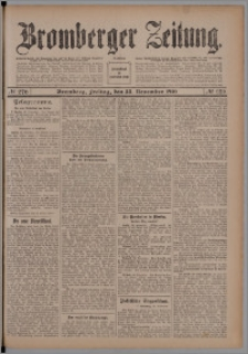 Bromberger Zeitung, 1910, nr 276