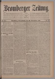 Bromberger Zeitung, 1910, nr 277