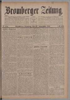 Bromberger Zeitung, 1910, nr 278