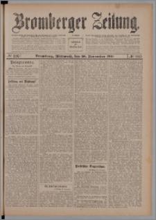 Bromberger Zeitung, 1910, nr 280