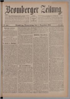 Bromberger Zeitung, 1910, nr 281