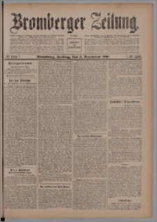 Bromberger Zeitung, 1910, nr 282