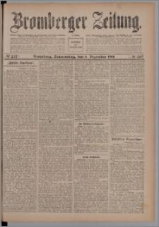 Bromberger Zeitung, 1910, nr 287