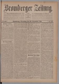 Bromberger Zeitung, 1910, nr 291
