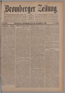Bromberger Zeitung, 1910, nr 298