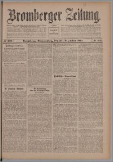 Bromberger Zeitung, 1910, nr 299