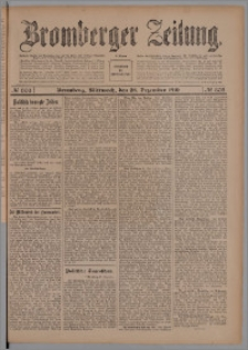 Bromberger Zeitung, 1910, nr 303