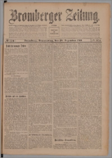 Bromberger Zeitung, 1910, nr 304