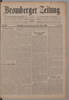 Bromberger Zeitung, 1911, nr 147