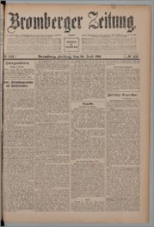 Bromberger Zeitung, 1911, nr 163