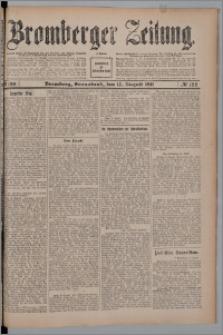 Bromberger Zeitung, 1911, nr 188
