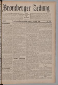 Bromberger Zeitung, 1911, nr 192