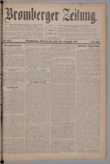 Bromberger Zeitung, 1911, nr 203