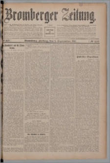 Bromberger Zeitung, 1911, nr 205