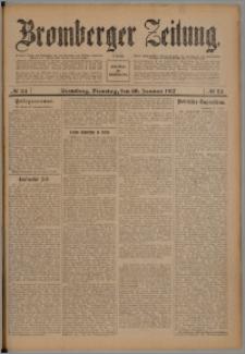 Bromberger Zeitung, 1912, nr 24