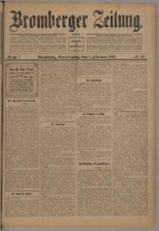 Bromberger Zeitung, 1912, nr 26