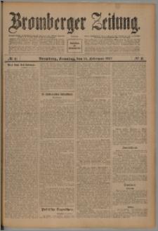 Bromberger Zeitung, 1912, nr 41