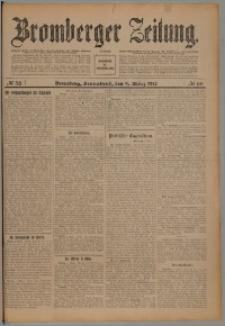 Bromberger Zeitung, 1912, nr 58