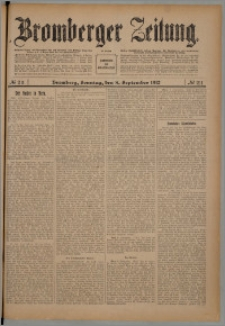 Bromberger Zeitung, 1912, nr 211