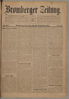 Bromberger Zeitung, 1912, nr 229