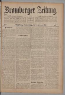Bromberger Zeitung, 1913, nr 7
