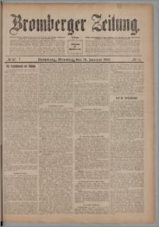 Bromberger Zeitung, 1913, nr 17