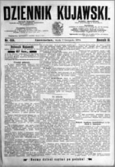 Dziennik Kujawski 1894.11.07 R.2 nr 255