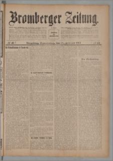Bromberger Zeitung, 1913, nr 49