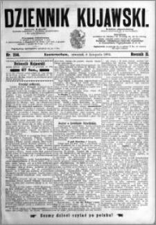 Dziennik Kujawski 1894.11.08 R.2 nr 256