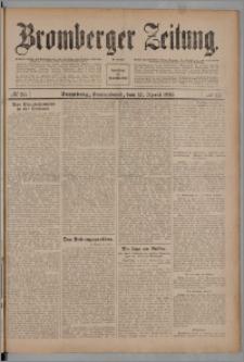 Bromberger Zeitung, 1913, nr 85